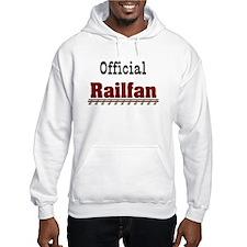 Official Railfan Hoodie