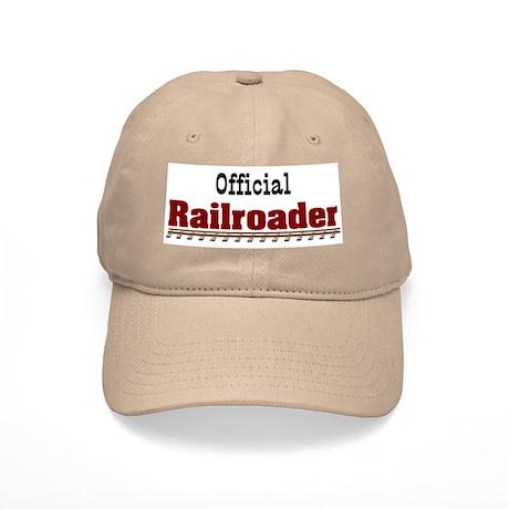 Official Railroader Cap