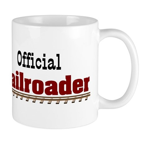 Official Railroader Mug