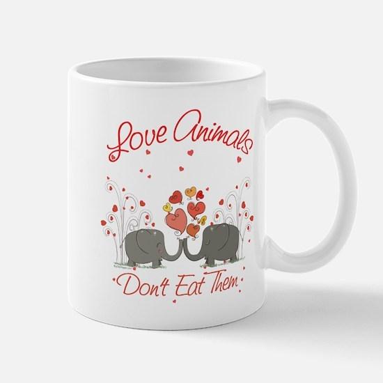 Vegan Message Mug