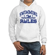 Swimming Rules Hoodie