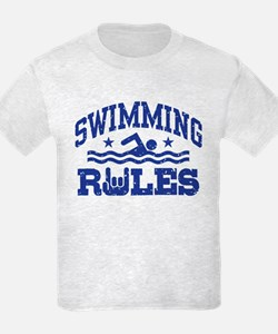 Swimming Rules T-Shirt