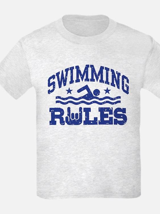 Swimming Rules T-Shirt