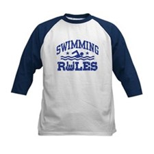 Swimming Rules Tee