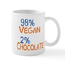 98% Vegan Mug