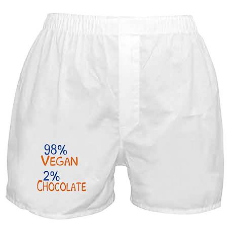 98% Vegan Boxer Shorts