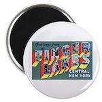 Finger Lakes New York Magnet