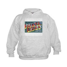 Finger Lakes New York (Front) Hoodie