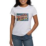 Finger Lakes New York (Front) Women's T-Shirt