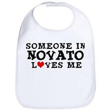 Novato: Loves Me Bib