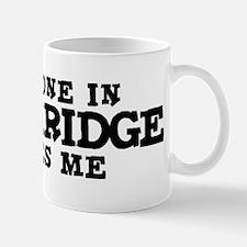 Northridge: Loves Me Mug