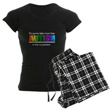 autismnostopgrandson.png Pajamas