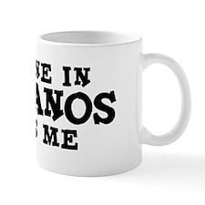 Los Banos: Loves Me Mug