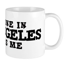 Los Angeles: Loves Me Mug
