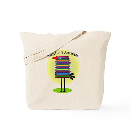 teacher assistant.PNG Tote Bag