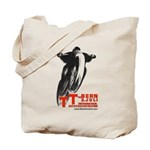 TT Von Bern - Swiss motorcycle race Tote Bag