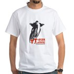 TT Von Bern - Swiss motorcycle race White T-Shirt