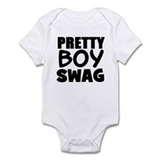 PRETTY BOY SWAG Infant Bodysuit