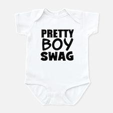 PRETTY BOY SWAG Infant Bodysuit
