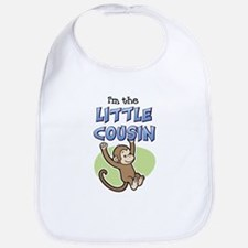 Little Cousin - Monkey Bib