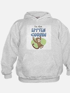 Little Cousin - Monkey Hoodie
