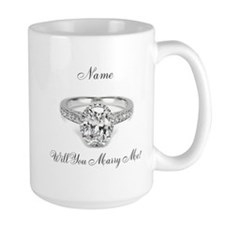 Engagement Ceramic Mugs