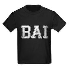 BAI, Vintage, T