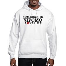 Nipomo: Loves Me Hoodie