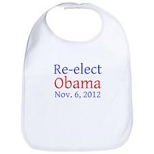 Re-elect Obama --- Bib