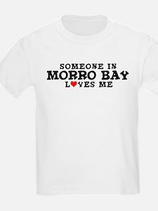 Morro Bay: Loves Me Kids T-Shirt