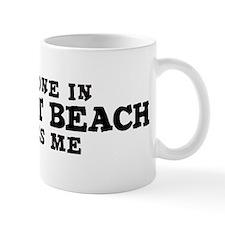 Newport Beach: Loves Me Mug