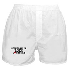 Lodi: Loves Me Boxer Shorts