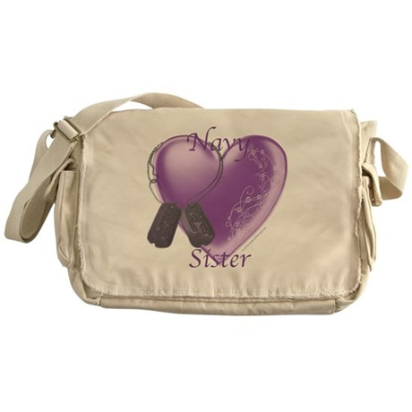NavySister3.png Messenger Bag