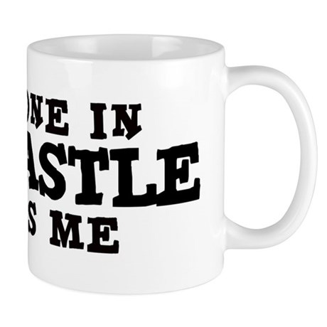 Newcastle: Loves Me Mug
