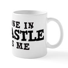 Newcastle: Loves Me Coffee Mug