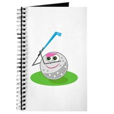 Golf Ball! Journal