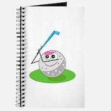 Golf Ball! Journal