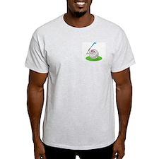 Golf Ball! Ash Grey T-Shirt