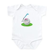 Golf Ball! Infant Creeper