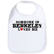 Berkeley: Loves Me Bib
