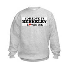 Berkeley: Loves Me Sweatshirt