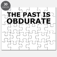 The past is obdurate Puzzle