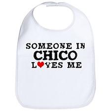 Chico: Loves Me Bib