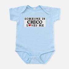 Chico: Loves Me Infant Creeper