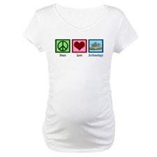Peace Love Archaeology Shirt