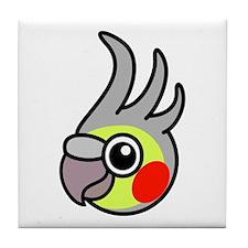 Bird Tile Coaster