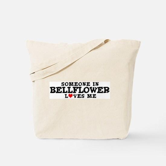 Bellflower: Loves Me Tote Bag