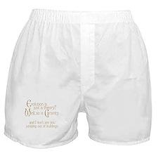 Evolutionary Theory Boxer Shorts