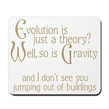 Evolutionary Theory Mousepad