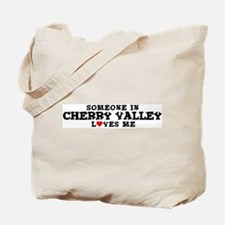 Cherry Valley: Loves Me Tote Bag
